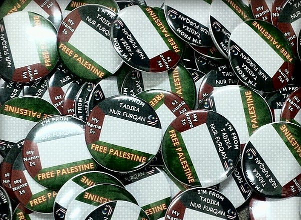 pin button tadika